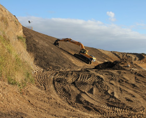 Geelong Batesford Quarry Rehabilitation – Stages 1 & 2